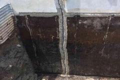 Fissure de fondation