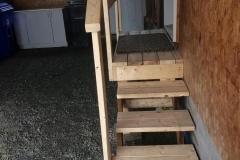 gravillons-escalier