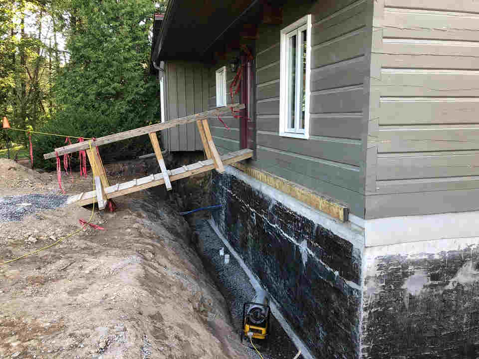 sécurité excavation